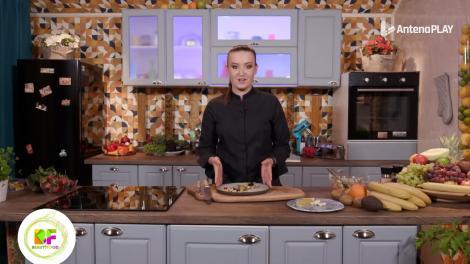 Roxana Blenche, plating de senzație cu salata sa de fructe de la Chefi la cuțite, la BeautiFood, pe AntenaPlay
