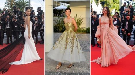 Catrinel Menghia, strălucitoare la o petrecere din cadrul Festivalului de Film de la Cannes. Cum a arătat modelul internațional