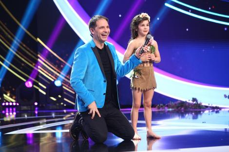 Next Star, 10 iulie 2021. Denisa Bălan, moment de dans și gimnastică care i-a lăsat cu gurile căscate pe jurați