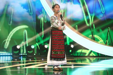 Next Star, 10 iulie 2021. Ana Burciu, cântec popular interpretat cu mult foc. Ce i-au spus jurații