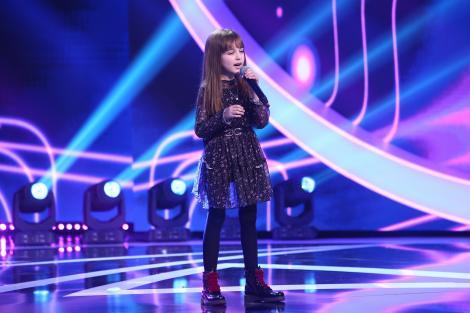 Next Star, 10 iulie 2021. Beatrice Pleșa a cântat impecabil, iar jurații i-au spus cuvinte frumoase. Ce dramă ascunde zâmbetul ei