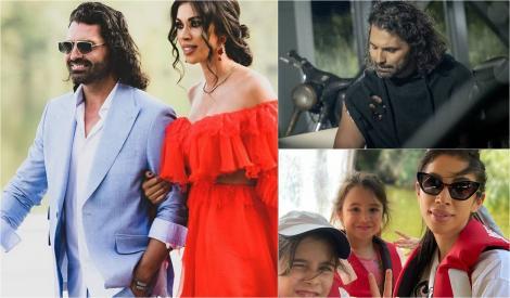 Fiica lui Pepe și a Ralucăi Pastramă a ajuns la spital în urma unei accidentări. Cum se simte Rosa și ce a pățit