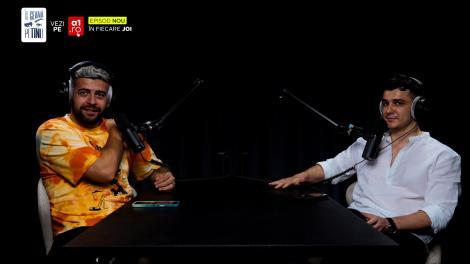 Speak și Vlad Drăgulin lansează Îs geană pi tini, episodul 39. Hai să vezi ce videouri haioase ți-au mai pregătit artiștii
