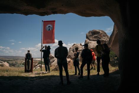 Fotoreportaj Asia Express, episodul 8. Întreaga echipă  a avut de-a face cu peisaje care îți taie răsuflarea