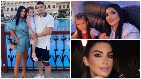 """Fiica Andreei Tonciu a ajuns de urgență la spital. Prin ce clipe grele a trecut vedeta: """"De trei ore am sunat la Salvare"""""""