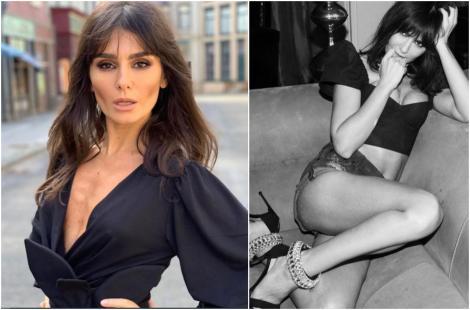 Fetițele Danei Budeanu s-au întâlnit cu Jennifer Lopez, iar paparazzi internaționali au imortalizat momentul. Cum arată