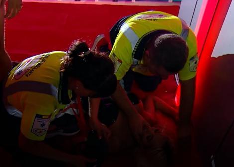 """Splash! Vedete la apă 2021. Margherita de la Clejani a leșinat înainte de a sări de la 5 metri: """"Am sărit deja?"""""""
