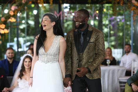 Mireasa 2021, sezonul 3. Blaze, declarație de dragoste în așternuturi. Cum s-a pozat alături de Izabela