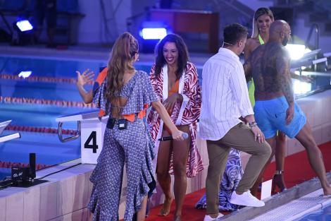 Splash! Vedete la apă 2021. Natalia Duminică e câștigătoarea ediției 2 Splash! Vedete la apă. Ce punctaj a primit