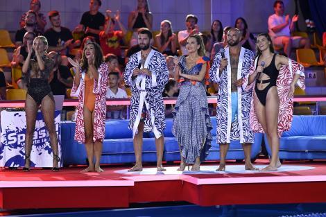 Splash! Vedete la apă, lider detaşat de audienţă, pe toate categoriile de public! Natalia Duminică, a doua finalistă din sezon