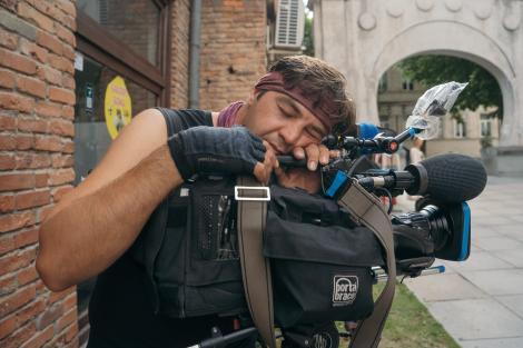 Fotoreportaj Asia Express, episodul 17. Oamenii din spatele camerelor de filmat muncesc până la epuizare. Cum au fost surprinși