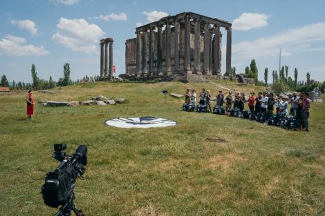 Fotoreportaj Asia Express, episodul 18. Cum a fost aventura concurenților în Turcia. Imagini spectaculoase din timpul filmărilor