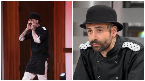 """Kani de la """"Chefi la cuțite"""" și iubita lui s-au cununat. Imagini rare cu cei doi de la starea civilă"""
