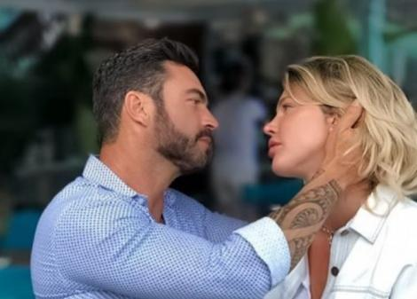 Alina Vidican s-a căsătorit cu Claude Senhoreti. Primele imagini de la nunta care a avut loc în Florida