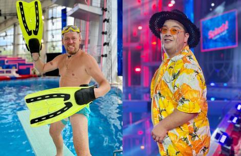 Splash! Vedete la apă, lider detaşat de audienţă, pe toate categoriile de public! Sonny Medini, al treilea finalist din sezon