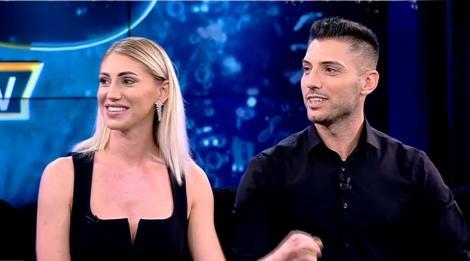 Mireasa, sezonul 3. Liviu și Maria au fost invitați în direct să vorbească despre viața după emisiune și despre ce au trăit