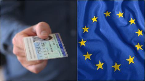 De ce nu vom mai avea steagul României pe buletinele cu cip și vom avea steagul Europei