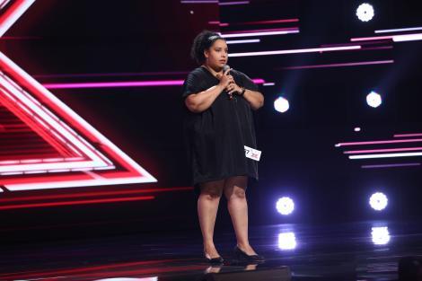 X Factor 2021, 10 septembrie. Leyla Salman a făcut furori cu vocea ei puternică, interpretând melodia One And Only