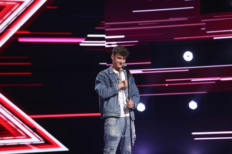 X Factor 2021, 10 septembrie. Yarin Andrei Lupu și-a demonstrat pasiunea pentru muzică prin piesa Broken Bones