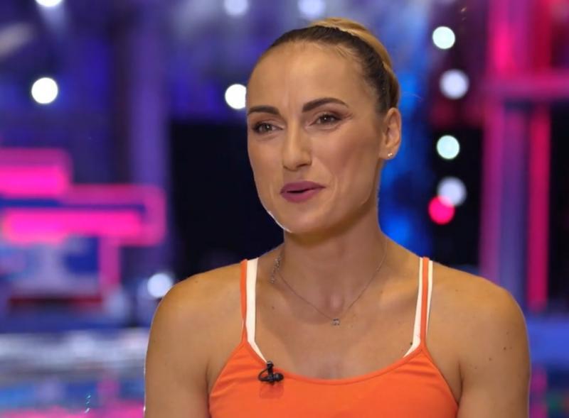 """Anca Bucur în finala """"Splash! Vedete la apă"""""""