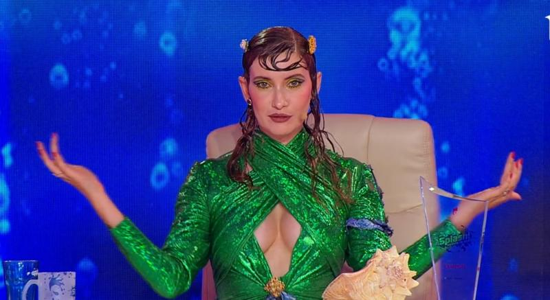 """Iulia Albu la """"Splash! Vedete la apă"""""""