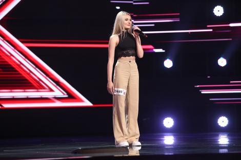 """X Factor 2021, 13 septembrie. Delia Andrei a depășit așteptările cu interpretarea piesei """"Rise Up"""", de Andra Day"""