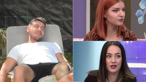 Mireasa sezon 4. Ion le acuză pe fete că s-au sărutat între ele la petrecere. Reacția celor numite când au auzit
