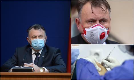 Nelu Tătaru propune vaccinarea obligatorie pentru anumite categorii profesionale. Ce se întâmplă cu cei care refuză