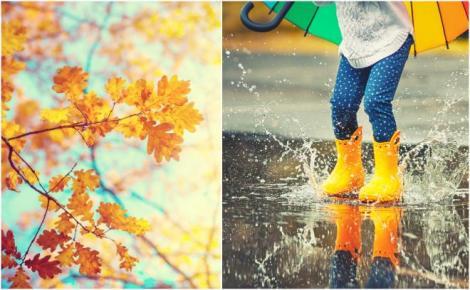 Prognoza meteo până la jumătatea lui octombrie. Cum va fi vremea în a doua lună de toamnă și când se răcește considerabil