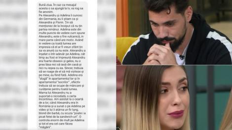 Mireasa sezon 4, 16 septembrie 2021. Adelina, în lacrimi după ce o prietenă a sunat să-i ia apărarea