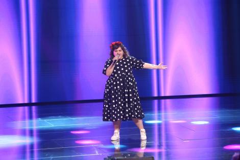 "X Factor 2021, 17 septembrie. Ariana Gălbenuș a făcut spectacol cu piesa ""Don't Rain on My Parade"" a celebrei Barbra Streisand"