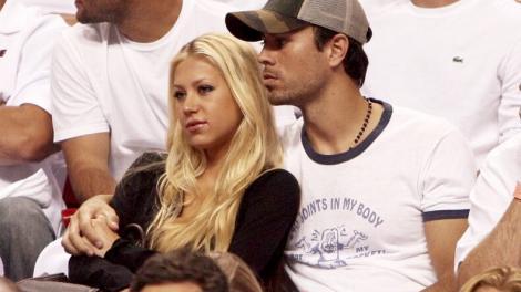 Enrique Iglesias și Anna Kournikova au trei copii adorabili. Cât de simpatici sunt micuții într-un video publicat de mama lor