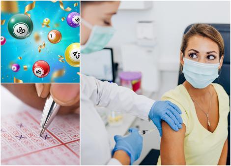 S-a dat startul la Loteria vaccinării. Ce premii se dau și care sunt condițiile de participare