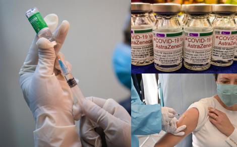 Ce se întâmplă cu persoanele care s-au vaccinat cu AstraZeneca și au decis amânarea rapelului mai mult de 3 luni