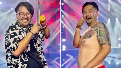 """Splash! Vedete la apă, 5 septembrie 2021. Rikito Watanabe, cel mai energic concurent, săritură cu emoții. """"Ne cerem forte scuze"""""""
