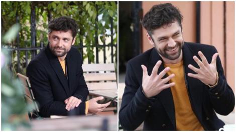 Cum arăta Alecsandru Dunaev în copilărie. Imaginea care a înduioșat inimile fanilor