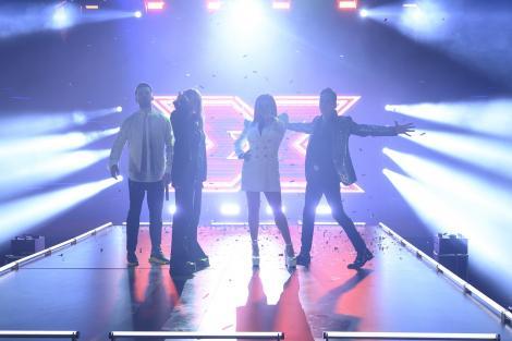 Jurații X Factor află azi, de la 20.30, la Antena 1, ce grupuri vor avea în cel de-al zecelea sezon!