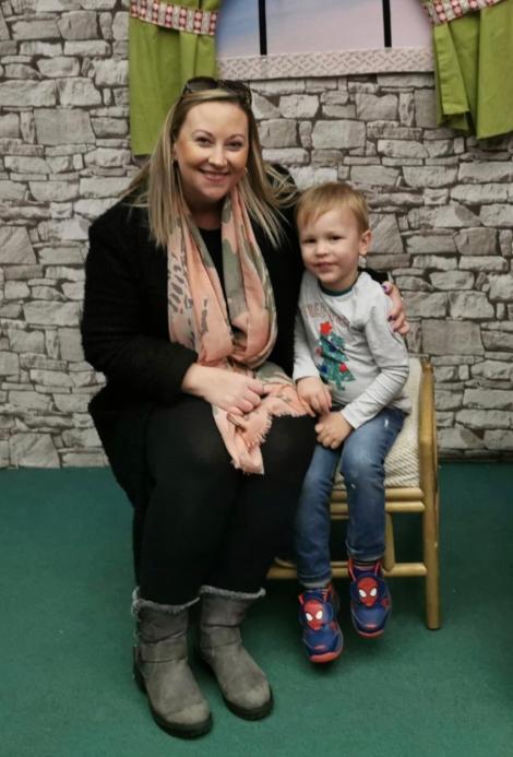 O simplă frază a fiului său a făcut-o să slăbească 38 de kilograme. Ce i-a zis și cum arată azi Nicola Boswell