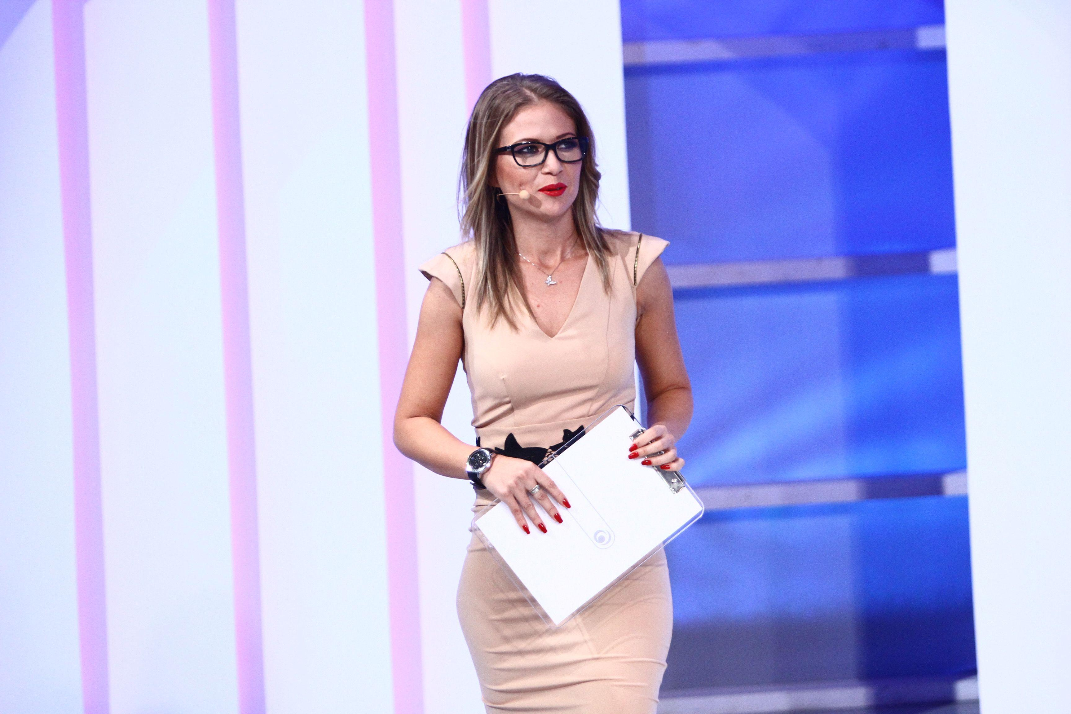 """Sonia Simionov, probleme cu vocea la """"Am ceva să-ți spun"""", din cauza unei viroze: """"Ultima săptămână a fost grea"""""""