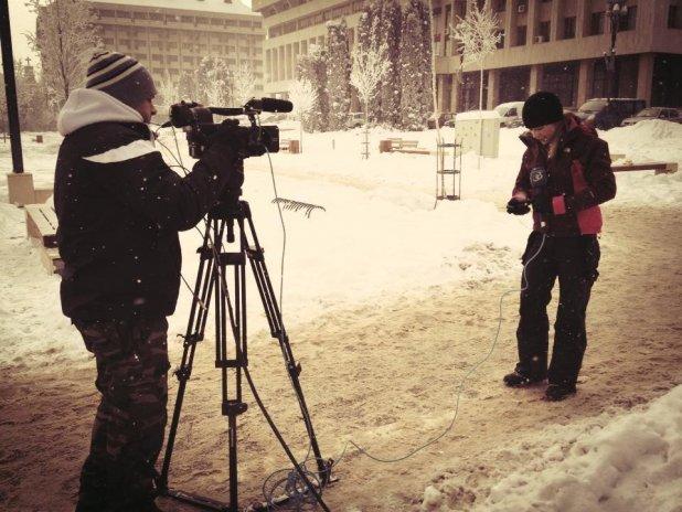 """SONIA SIMIONOV: """"Nu mi-ar ajunge 100 de pagini să povestesc viața plină de adrenalină a reporterilor!"""""""