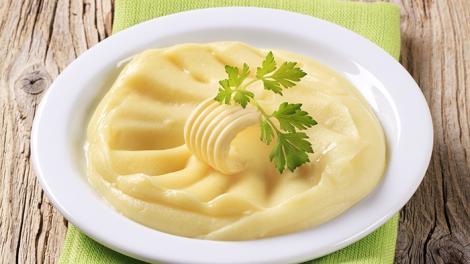 Asta sigur nu știai despre piureul de cartofi. Învață tehnica specială a lui Chef Florin Dumitrescu