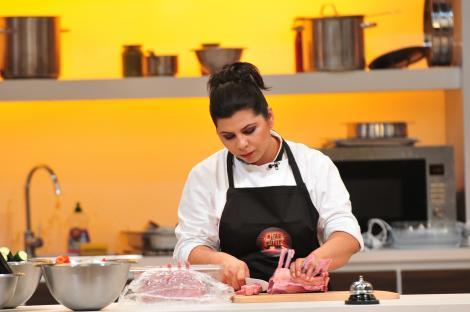"""Ana Maria a lucrat cu chef Florin. """"De la spălat vase să ajungi astăzi aici... BRAVO!!!"""""""