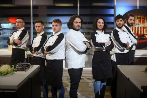 """Chef Florin Dumitrescu are echipa perfectă: """"Sunt mândru de alegerea făcută. Sunt mândru de fiecare om din echipa mea"""""""