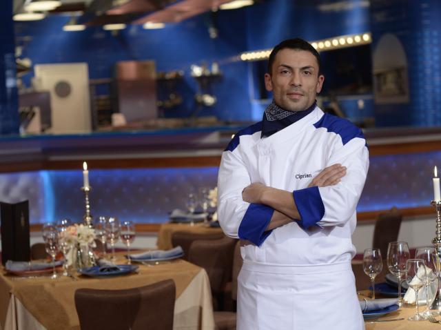 Ciprian Feghiuș îți arată cum se fac niște paste scurte cu legume