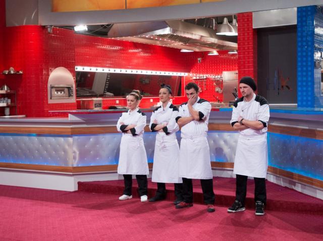 """Luni, de la 20:30, jurații """"Hell's Kitchen – Iadul bucătarilor"""" aleg PRIMUL FINALIST al sezonului"""