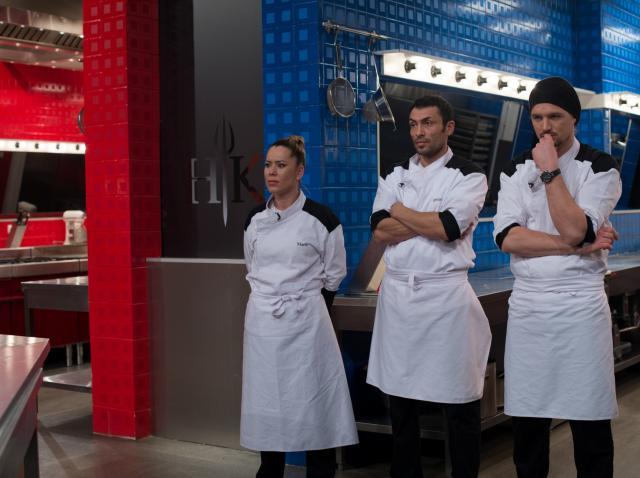"""Maria și Ciprian se luptă la """"Hell's Kitchen – Iadul bucătarilor"""" pentru un loc în finală!"""