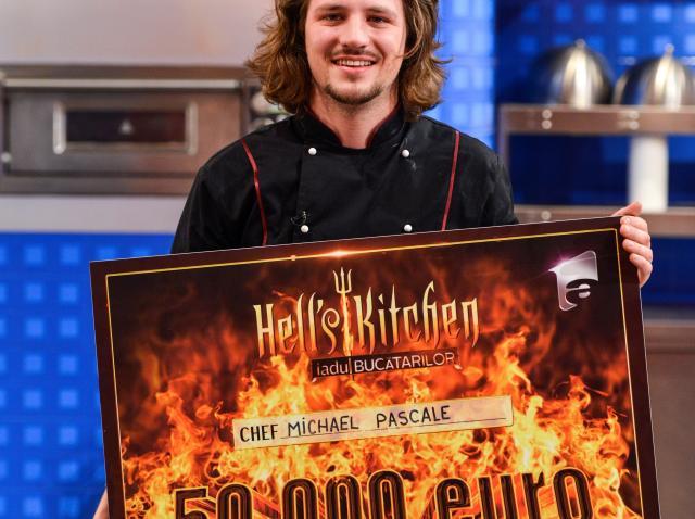 """INTERVIU CÂȘTIGĂTOR: """"Premiul cel mare mă va ajuta să-mi deschid propriul restaurant!"""""""