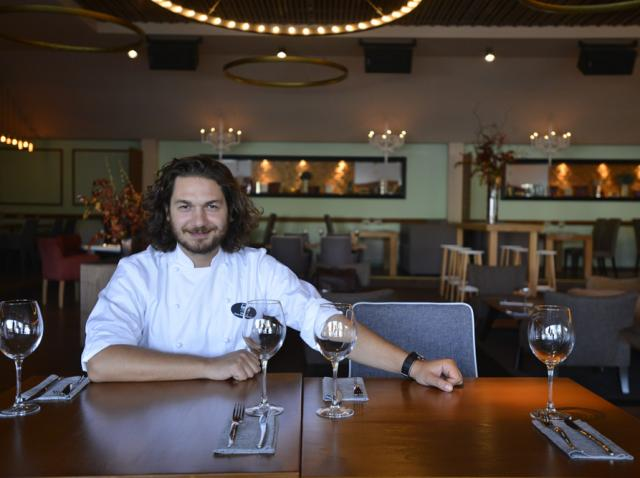 Florin Dumitrescu, mentor la competiția internațională San Pellegrino Young Chef Competition 2015