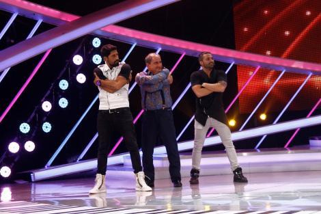 """Vasile Muraru dansează hip hop la """"Next Star"""""""