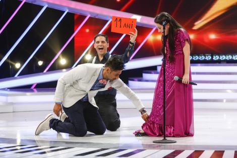 """Connect-R și Misha vor dansa valsul mirilor pe o melodie interpretată de Teodora Sava, una dintre concurentele """"Next Star"""""""